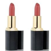 Signature Club A 2 Lip Colour Lipsticks Plus Travel Case ~ RM2
