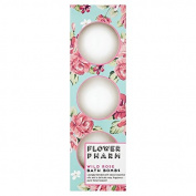 Flower Pharm Wild Rose Bath Bombs