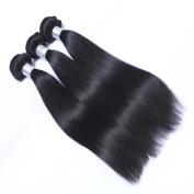 MeiRun Hair Bundles Peruvian Virgin Hair Silky Straight Human Hair Bundles New Star Hair 8-70cm Natural Black