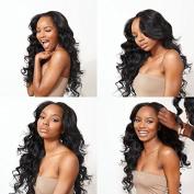 Aimei Beauty Brazilian Body Wave Bundles Brazilian Virgin Hair Human Hair Extensions 3Bundles 180g 1B