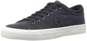 Fred Perry Men's Kendrick Tipped Cuff Brushed Twill Fashion Sneaker