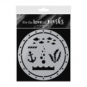 Hunkydory Crafts For the Love of Masks - Under the Sea - FTLM203