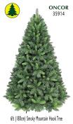 1.8m Eco-Friendly Oncor Smoky Mountain Christmas Tree
