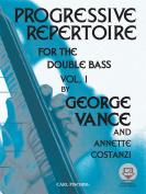 Progressive Repertoire for the Double Bass, Vol. 1