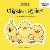 Little Chickies / Los Pollitos (Canticos) [Board book]