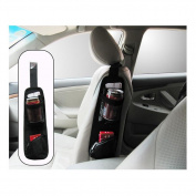 Chen Rui Car Seat Attachable Storage Bag Vehicle Hanger Bag Organiser for Holding Candies ,Cigarette ,Drinks and so on