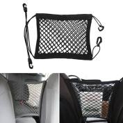 Car Seat Storage Mesh Sunsbell Car Armrests Seats Purse Organiser Children Kids Pets Disturb Stopper