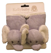 Elephant seat belt,infant carseat strap covers for travel and comfort, plus protection from strap burn in carseat and strollers