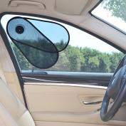 WANPOOL Car Window Sun Shine Blocker, Reduce Glare from Side and Front Window