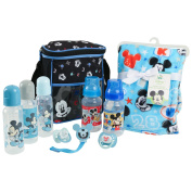Disney Baby Mickey Mouse Essentials Bundle, Pink