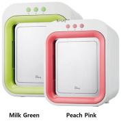 Upang New Dual Lamp Baby Bottle Steriliser Peach Pink 220V
