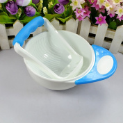 (5 Colour) High Quality Baby Food Mill Make Bowl Toddle Fruit Food Mill Maker
