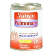 Nestle healthcare nutrition inc Nutren Pulmonary Complete Nutrition Unflavored UltraPak 1000mL Part No. 9342039465.5ly 1 Each
