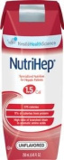 Nestle Healthcare Nutrition Nutrihep® Enteral Nutrition Unflavored Liquid 250mL Can, 375kCal, Lactose-free, Gluten-free