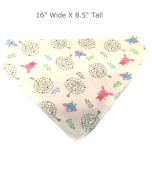 J & C Family Owned Super Absorbent & Soft Organic Bandana Baby Bib for Boys & Girls