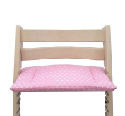 Blausberg Baby - Cushion for Tripp Trapp High Chair of Stokke - Pink Star