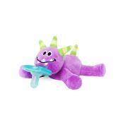 Wubbanub Infant Pacifier - Monster