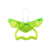 Panddy Soothie Pacifier, Green, 3+ Months