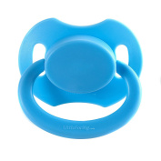 Littleforbig Bigshield Generation 2 Adult Sized Pacifier Dummy for Adult Baby ABDL Blue