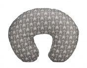 Org Store Premium Nursing Pillow Cover | Slipcover for Breastfeeding Pillows | Arrows Patterned Design