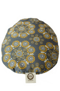 The Nest Egg - Organic Travel Sized Pillow with Slipcover