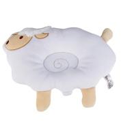 KAKIBLIN 2 in 1 Organic Cotton Baby Protective Sleeping Pillow and Nursing Pillow