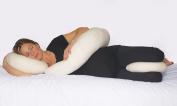 NuAngel Trinity Maternity/Nursing Pillow Set, Natural