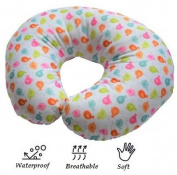 It's a Waterproof and SOFT!! Mini Z Nursing Pillow!