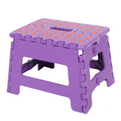 Boson Super Strong Lightweight Folding Step Stool Safe Enough for Adults and Kids.Great for Kitchen