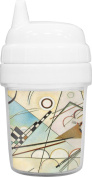 Kandinsky Composition 8 Baby Sippy Cup