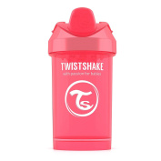 Twistshake Crawler Cup Peach 300ml 8+m
