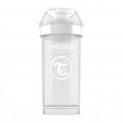 Twistshake Kid Cup White 360ml 12+m