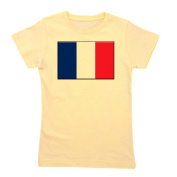 Sippy Cup Lime Lid Flag of France