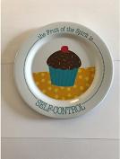 Self-Control Fruitful Kids Plate