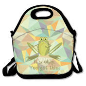You Got This Polyester Lunch Bag