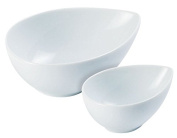 "Porcelite 222423 Tear Bowl, 10 cm/4"" 11 cL120ml"