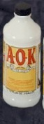 950ml A-O-K Products Brass, Silver and Copper Polish