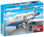 Playmobil 5395 City Action Passenger Plane