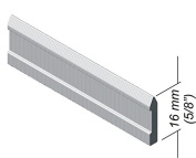 1.6cm Framer's Points - 3,000/BX Compatible w/Fletcher Style Equipment & Inmes