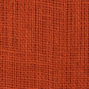 120cm Shalimar Burlap Burnt Sienna Fabric By The Yard