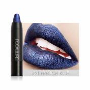 Luversco Matte Lipstick Pen Waterproof Lasting 8 Colour Optional Lip Makeup (Multicolor