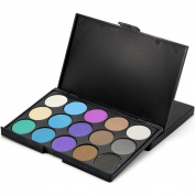 Matte Eyeshadow , Hunzed Cosmetic Eye Shadow Neutral Nudes Warm Eyeshadow Palette Makeup Kit