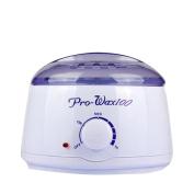 Fabal Hair Removal Bean Wiping Sticks Hot Wax Warmer Heater Pot Depilatory Set