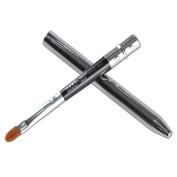 Kemilove Hot Makeup Powder Foundation Eyeshadow Eyeliner Lip Brush Tool