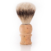Silvertip Badger Shave Brush with Authentic Cork Handle