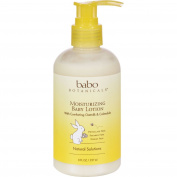Babo Botanicals Oatmilk Calendula Moisturising Baby Lotion - 240ml