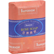 Superior Bee and Flower Rose Soap - 80ml -