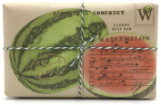 Asquith & Somerset England Watermelon Luxury Soap - 310ml Large Bar