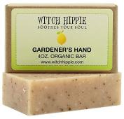 Garden Hand 120ml Organic Soap Bar by Witch Hippie™