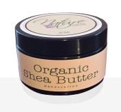 Nature by EJN Organic Shea Butter - Certified Premium Grade A, Raw, Unrefined.